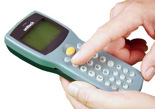 Inventory Handheld Unit