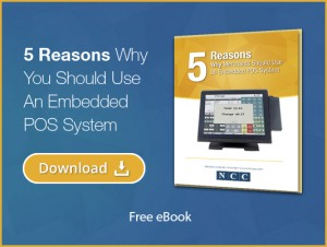 5 Reasons you should use an embedded pos