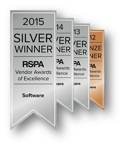 RSPA Award Logo