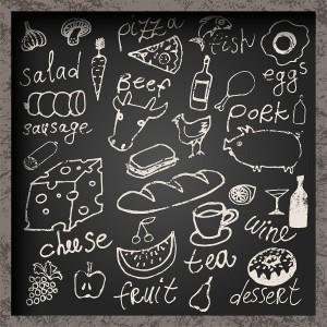 menu options