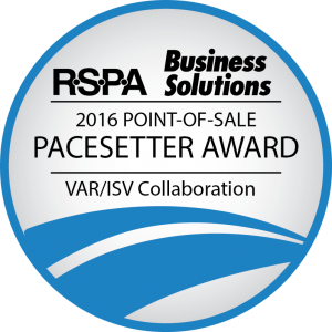 POS Pacesetter Award
