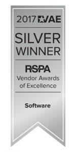 2017 RSPA VAE Software Silver Award