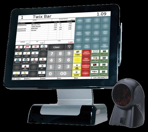 Titan 150 With Scanner Retail Screenshot