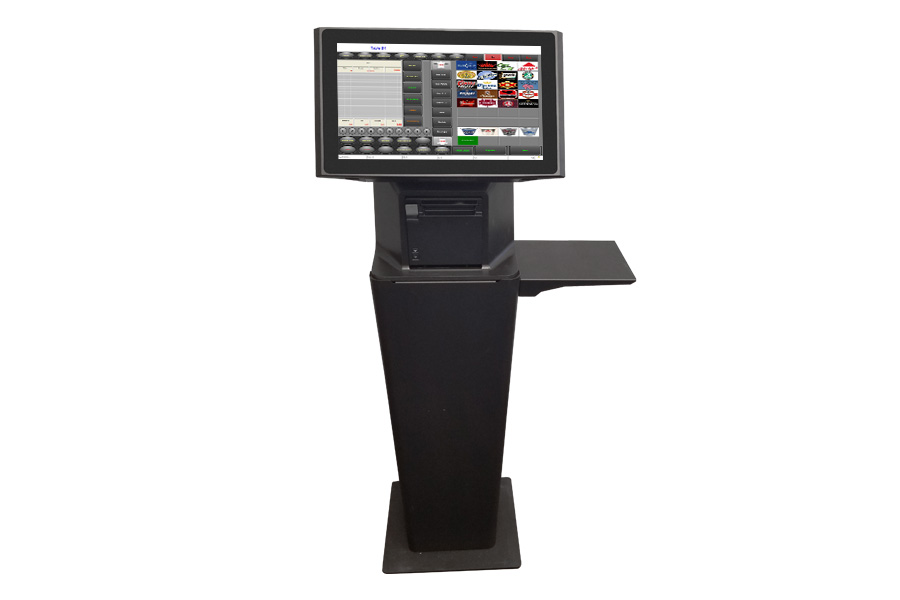 retail and restaurant self-service kiosk