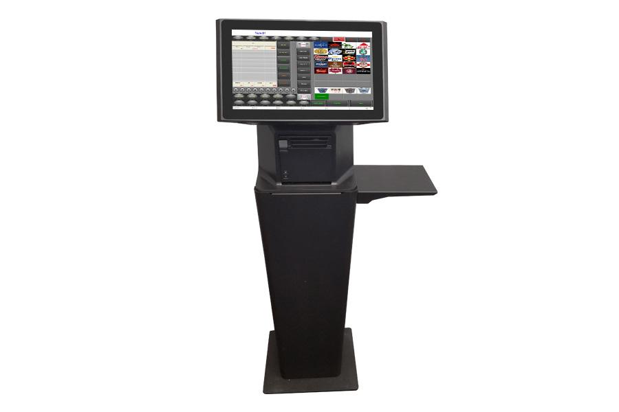 retail and restaurant self-service kiosk