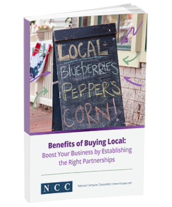 The Benefits of Buying Local eBook
